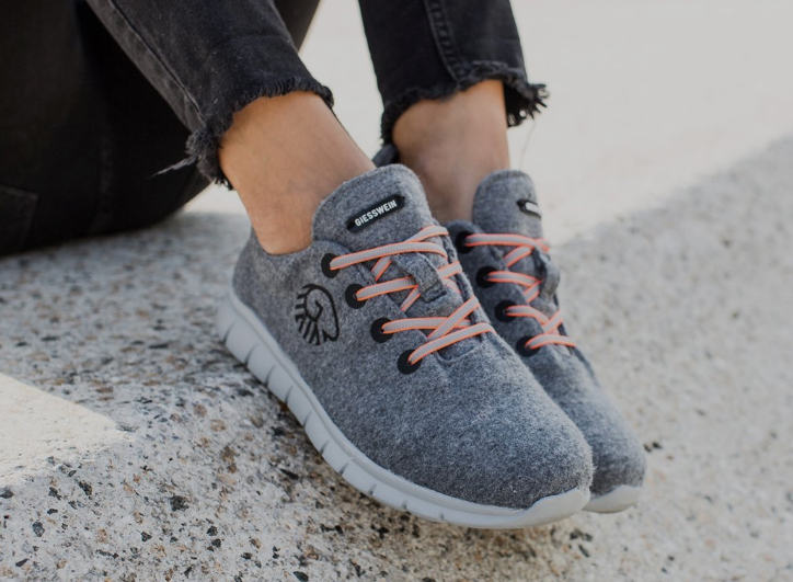 Sustainable Styling Giesswein wool shoes