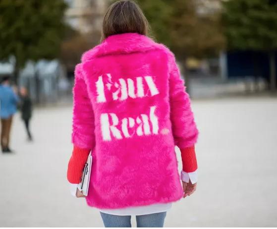 Sustainable Styling Vintage Fur vs Faux Fur