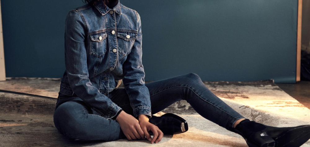 Sustainable Styling ethical jeans