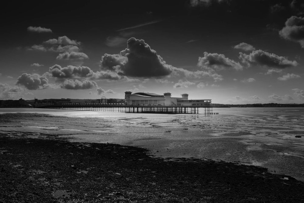 Weston-Super-Mare, UK, Fuji X00F