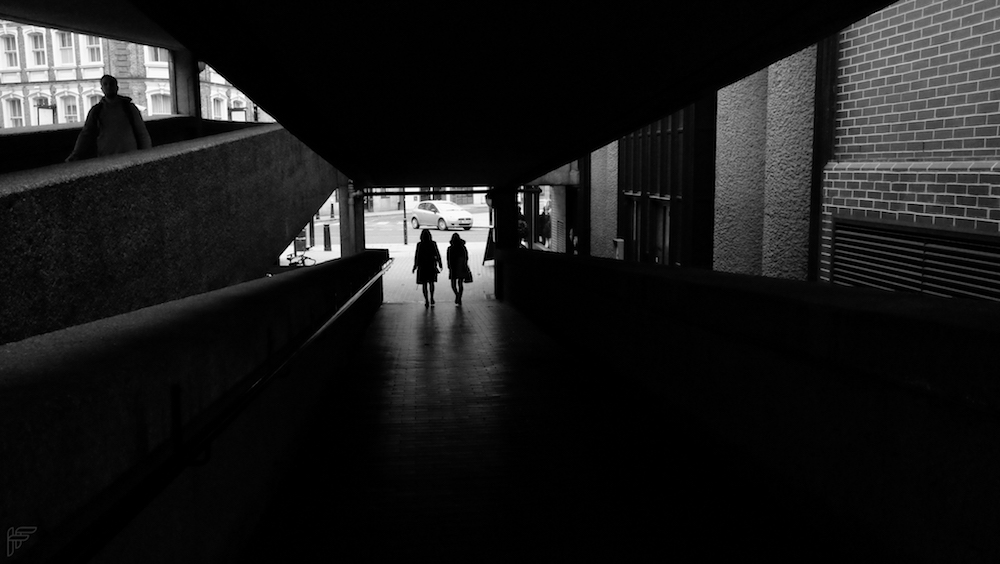Fuji X70 - The Barbican