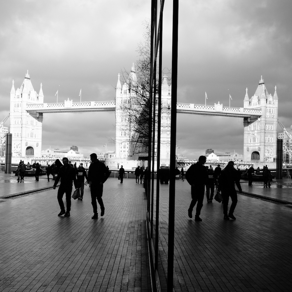 Fuji X100F - Tower Bridge