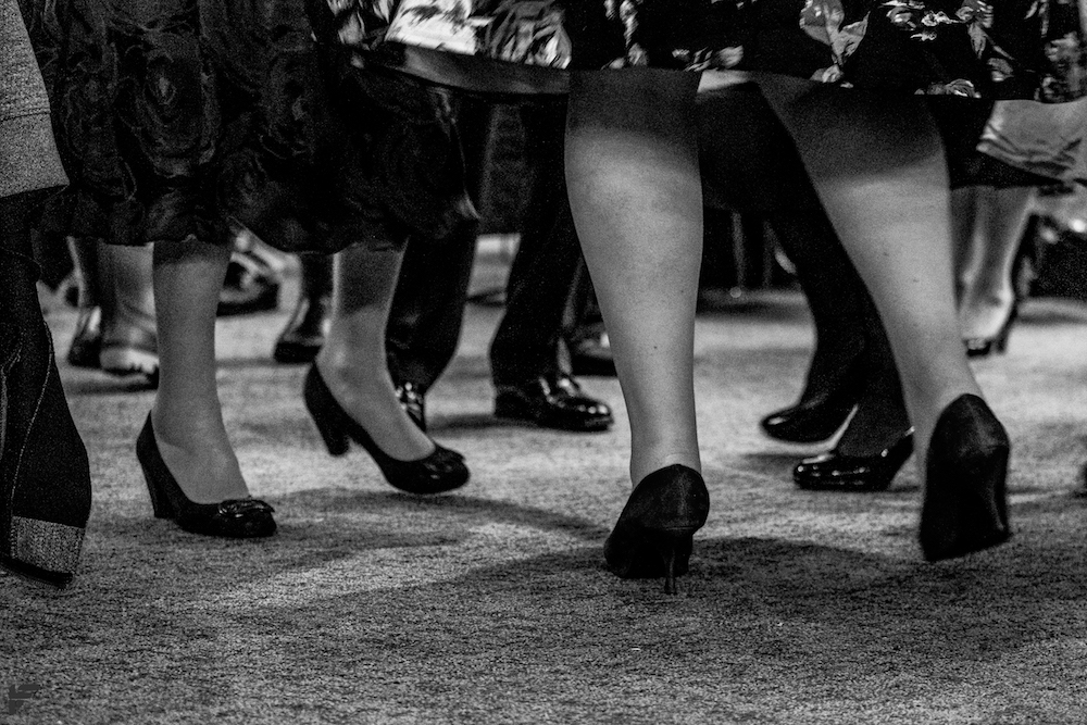 Dancing Shoes - Fuji XT2