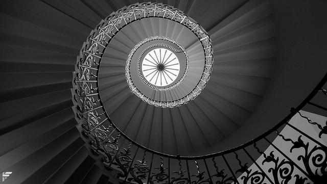 Staircase - Fujifilm X70