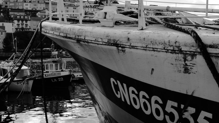 Brixham Harbour - Fujifilm X100F