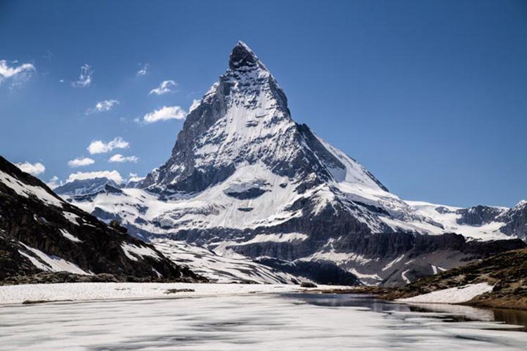 Matterhorn 1 by John Hagart