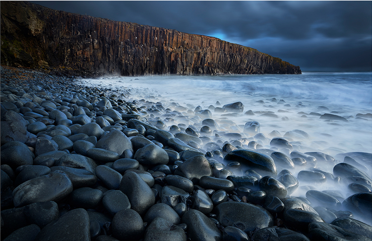 Cullernose Point, Northumberland by Steve Oxley