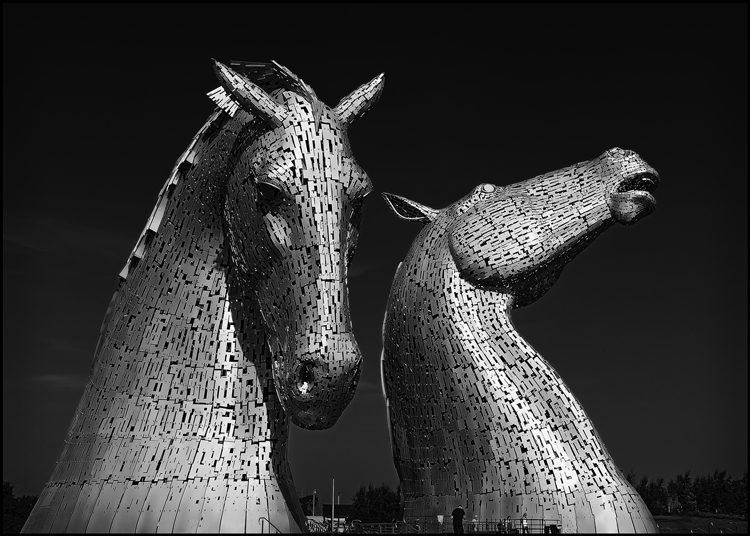 Kelpies by George Hodlin