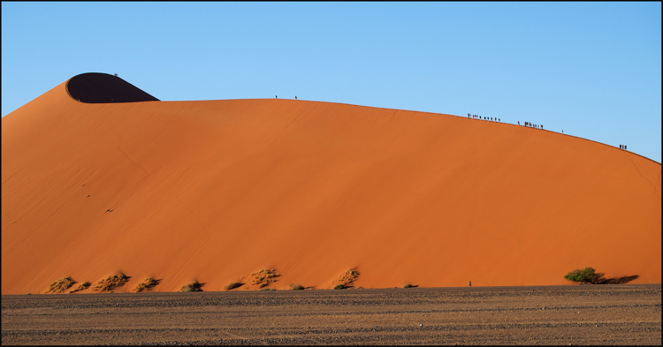 Climbing Dune