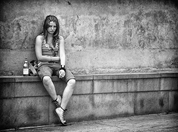 Attitude, Florence, Italy
