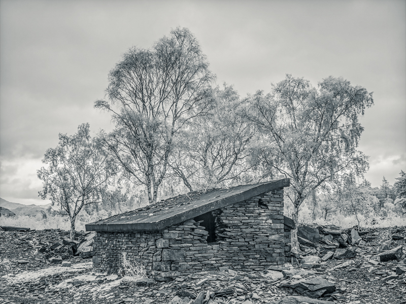 Explosives Hut, Hodge Close, Lake District