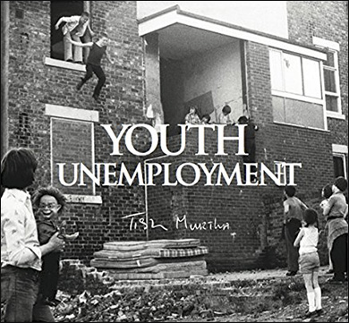 - Photographer: TISH MURTHATitle: YOUTH UNEMPLOYMENTPublisher: Bluecoat PressPrice: Paperback £19 (Amazon), Hardback £60Publication Date: December 2017Buy online: www.photobookstore.co.ukTish Murtha's important photographic essay on the hardships of youth unemployment in Newcastle during the Thatcher years.Tish believed that photography could change lives for the better but sadly died of a brain aneurysm in 2013 before her dream of a book could be realised. Ella Murtha is responsible for the publication - a tribute to her mother.Tish was born in South Shields, near Newcastle, in 1956, the 3rd of 10 children. She left school at 16 and had a variety of different jobs from selling hot dogs to working in a petrol station. After enrolling on a night photography course, Tish decided she wanted to become a photographer and was offered a place at the prestigious School of Documentary Photography at the University of Wales under the guidance of Magnum photographer David Hurn.The photographs were shot over a few years starting in 1979 and exhibited at Newcastle's Side Gallery in 1981. They captured the hardship that the North East of England suffered during the Thatcher era - a period of bitter conflict as young people grew more and more frustrated with an economic system that deprived them of a productive and meaningful future.