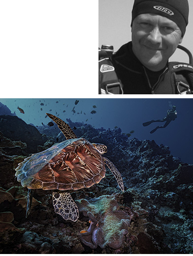 "David Keep - 14 January 2019(Chesterfield)Underwater Photography - from swimming pools to sharksDiving and photography are the two great passions in David's life; this presentation features his exemplary skills at underwater photography, from working with models in swimming pools to photographing the magnificent creatures that swim in the oceans around the world.David Keep LRPS, CPAGB, BPE4 will bring along some of his specialist equipment, and explain the basics of what is required for taking up underwater photography.""WOW! Two hours of stunning images and videos. One of the best presentations this club has seen"" Arnold and District Camera Club website.David Keep is a member of Rolls Royce Photographic Society in Derby, which is part of the North East Midlands Photographic Federation (NEMPF). He was the winner of both the PDI and Print Trophies for the highest aggregate score in the last (2017) NEMPF Championship, a mark of his image taking skills across several genres of photography.www.davidkeepphotography.co.uk"