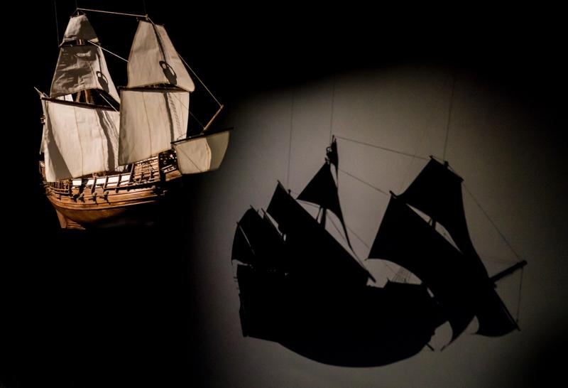 Ship and Shadow