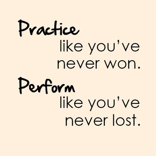 Practice Makes Perfect Poppys Dgd