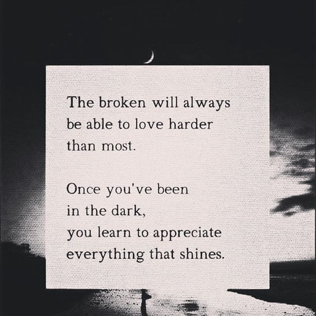 Loss hurts deeply, but it gifts us the perspective of what matters most.  Love deeper because you've been reminded of what REALLY matters. Without loss perspective can often be unclear.
