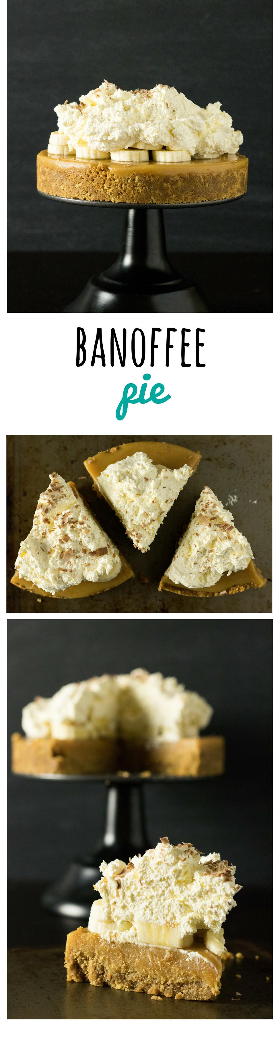 No-bake Banoffee Pie 4