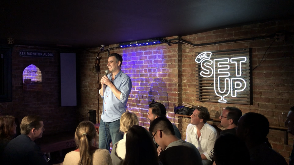 Comedy Writing for Sales Teams