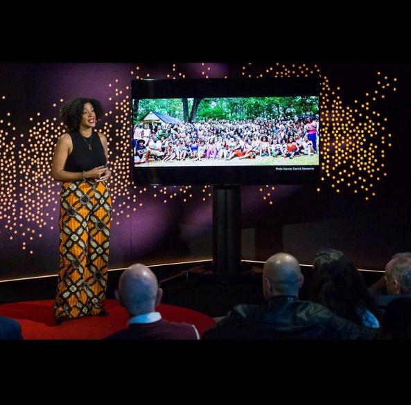 TED Speaker/Resident