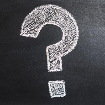 QUESTIONS WE GET -