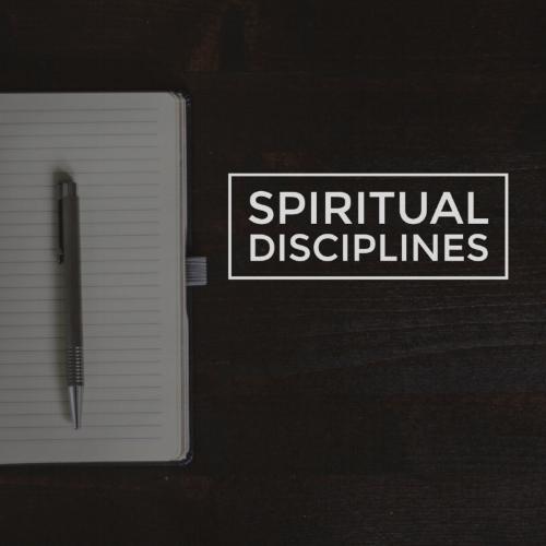 Spiritual Disciplines Cover