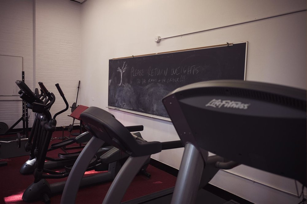 Physical Wellness - The General Theological Seminary encourages consistent, regular physical activity as a means of attaining one's best level of wellness. All students, faculty, staff, and their family members may use the fitness center located on the top floor of Sherred Hall. You will also find designated biking paths and running routes adjacent to the campus.