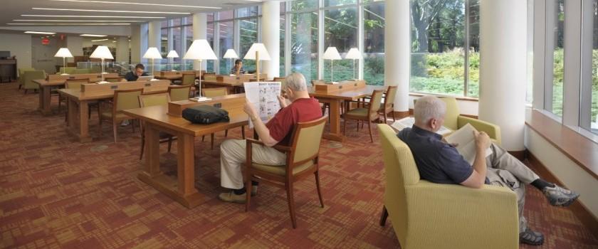 Keller Library