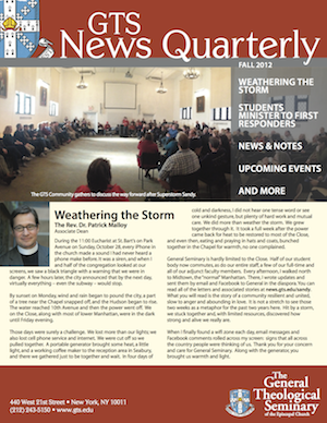 News Quarterly Fall 12_cover