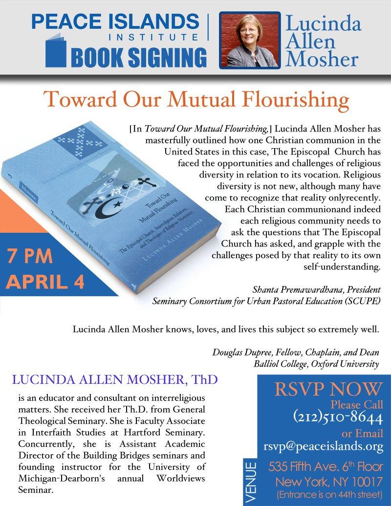 lucinda mosher book signing
