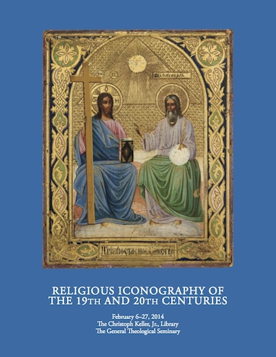 Iconography Cover