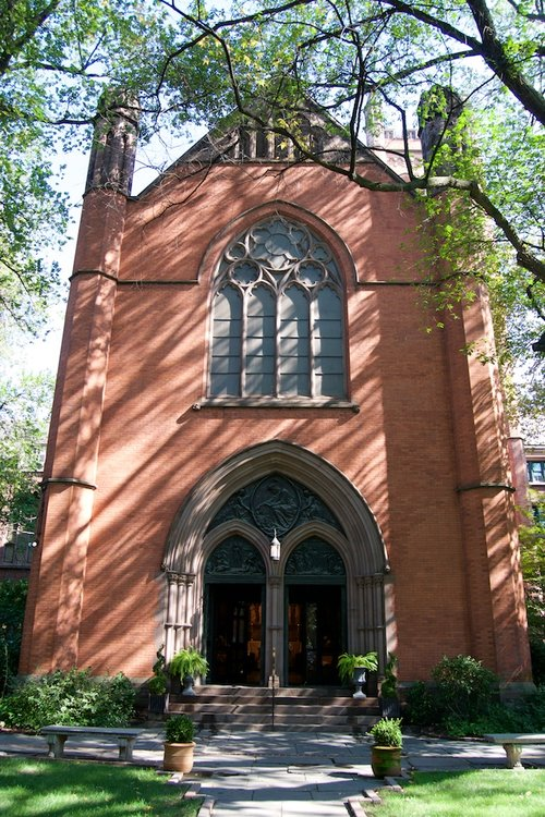 General News — The General Theological Seminary