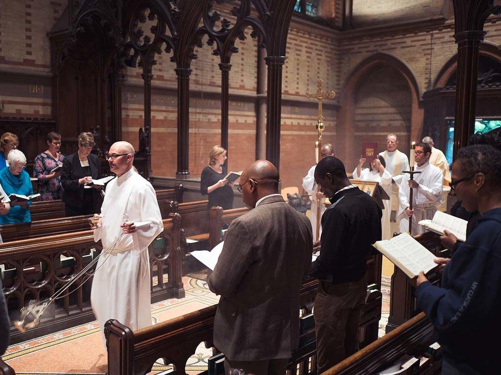 Worship at GTS