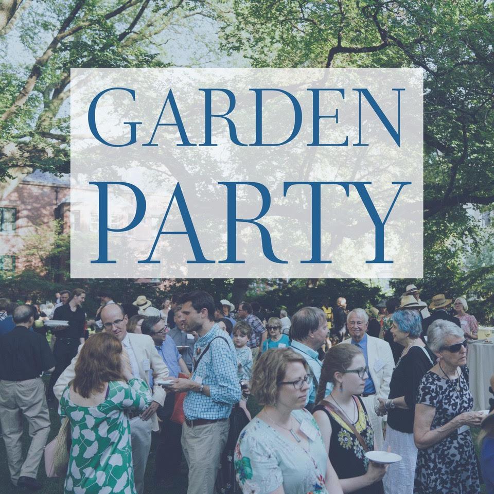 Garden Party June 28