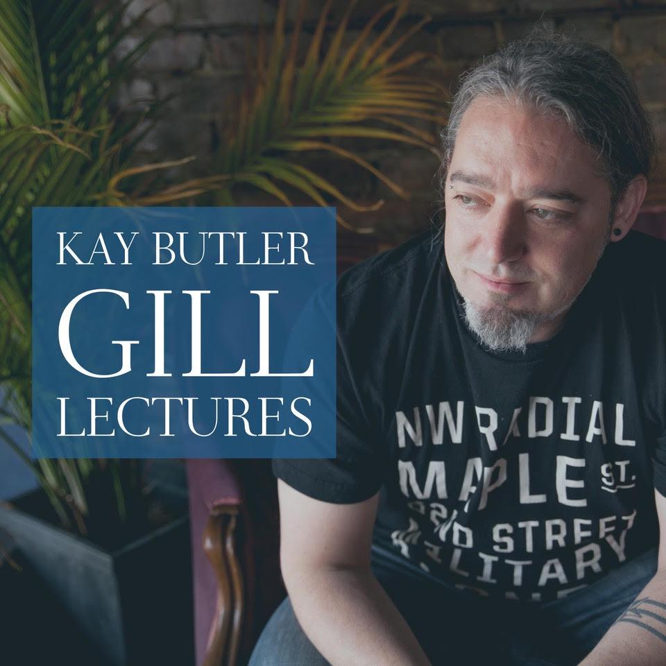 Kay Butler Gill Lecture: Chris Heuertz    April 11