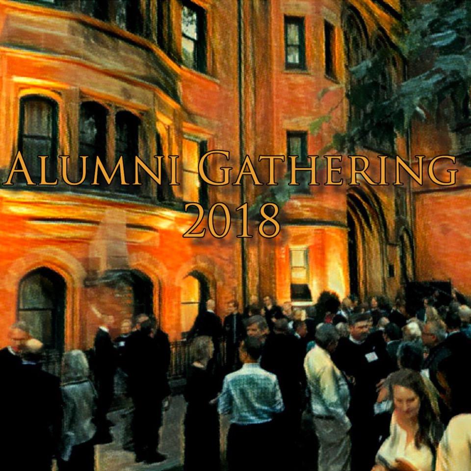 Alumni Gathering   May 14-16
