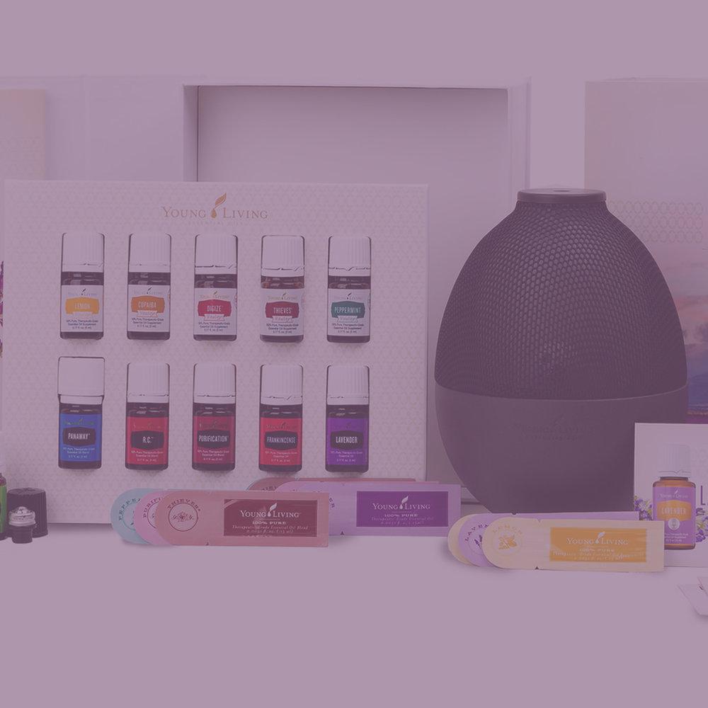 the oil kits  -