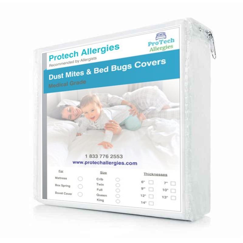 dust mites mattress covers
