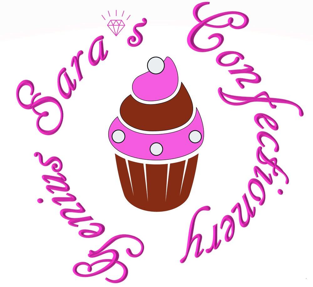 Sara's Confectionery Genius Logo.Cupcakes.jpg