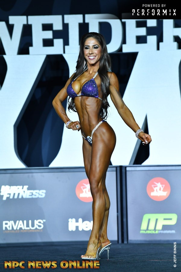 What wins in IFBB Bikini? - As told by IFBB Head Coach Sandy Williamson at the 2018 Shawn Rhoden Classic Pro Qualifier.