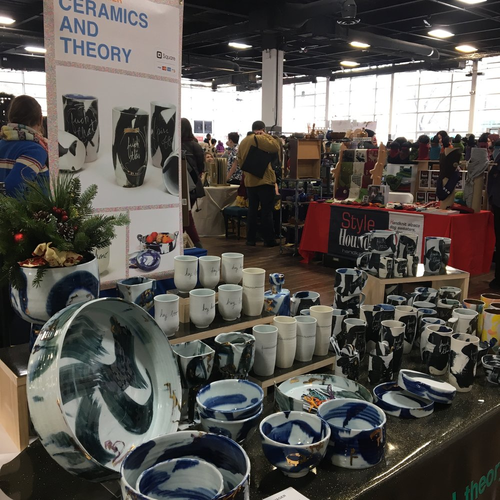 Bust Craftacular, Brooklyn Expo Center, Holiday 2016