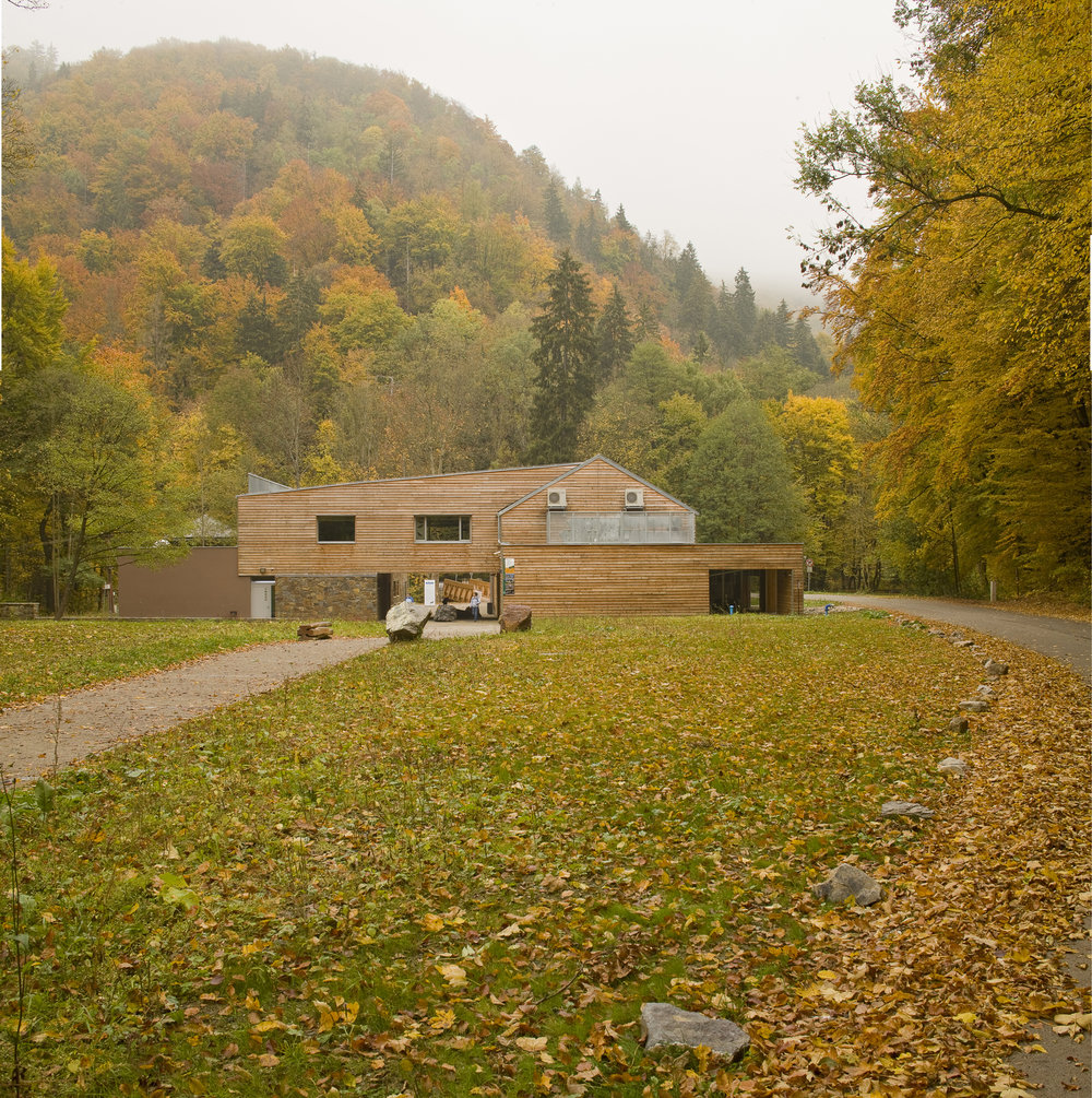 Dům přírody