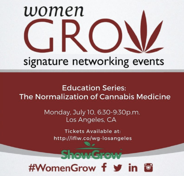Women Grow - Women Grow is a women-owned social networking platform with a mission to