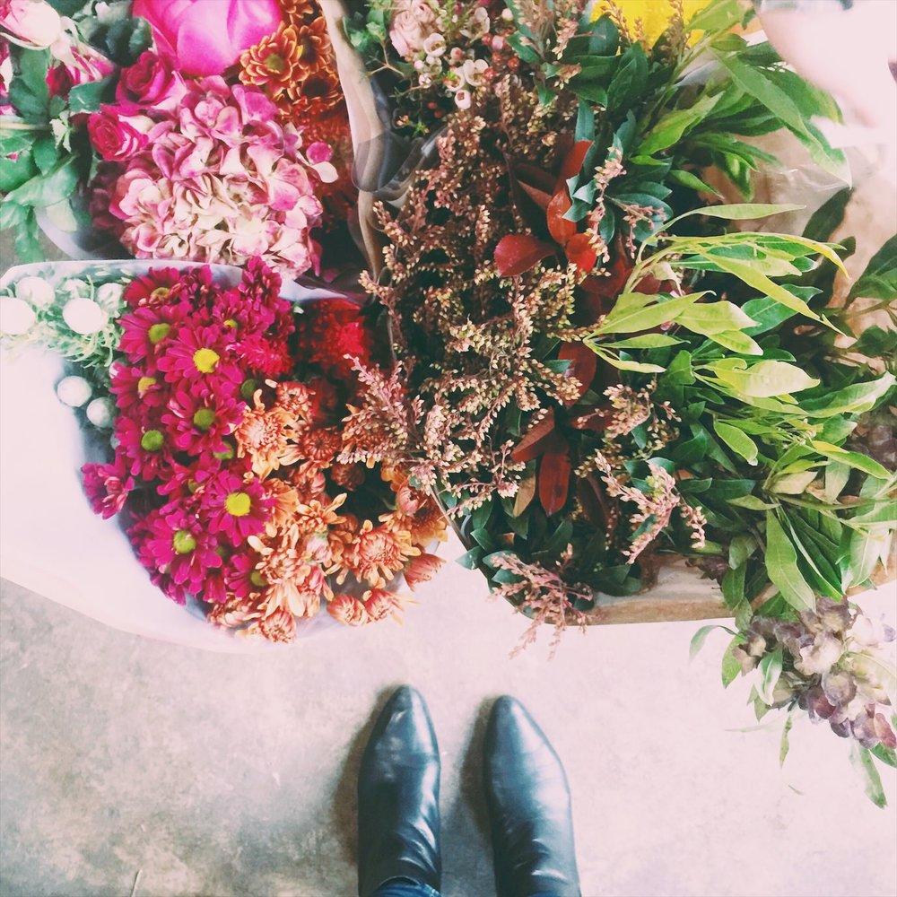 flowers Kocoon spa