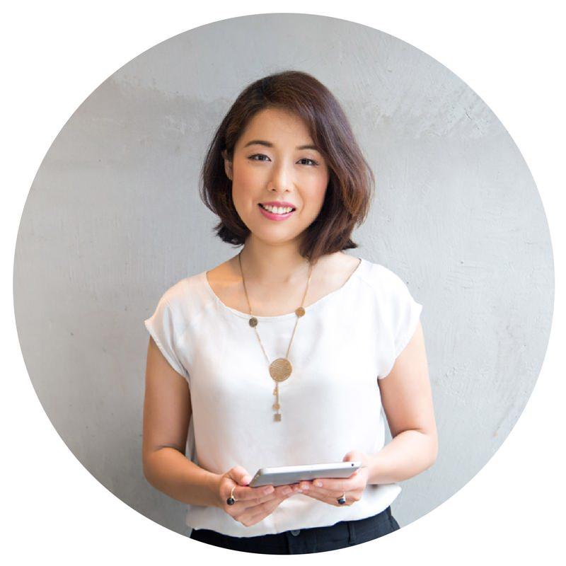 Maika Endo-Wellnesspreneur