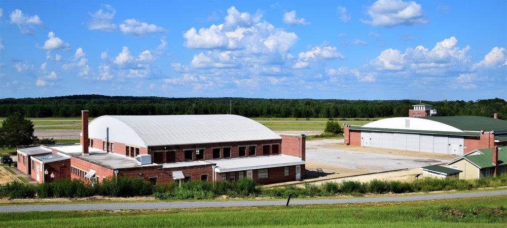 Moton Field, Tuskegee Institute NHS