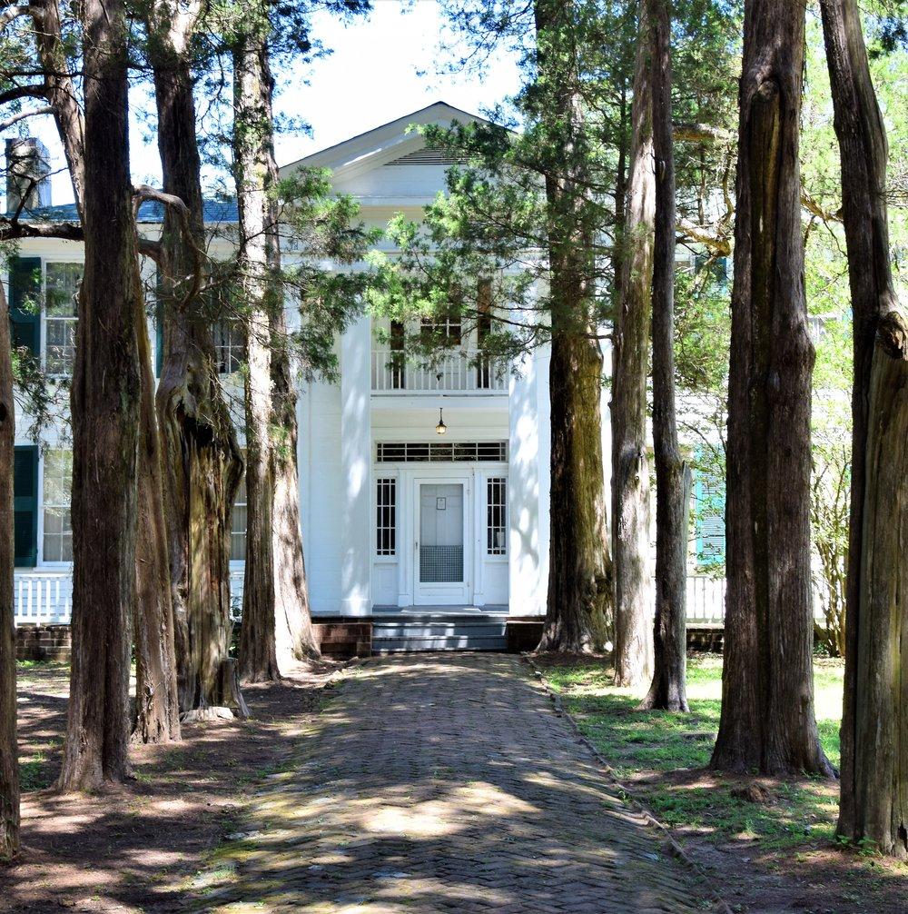William Faulknr Home