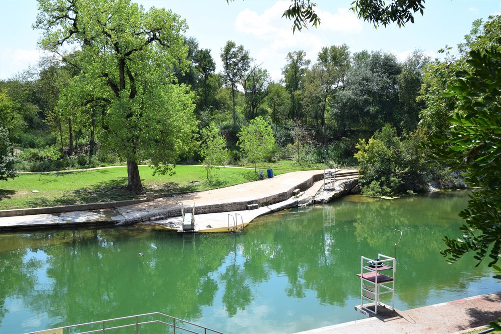 Zilker Pool