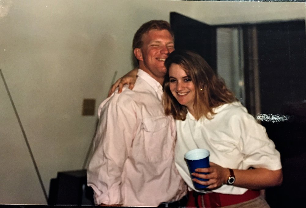Sheri & Me 1989