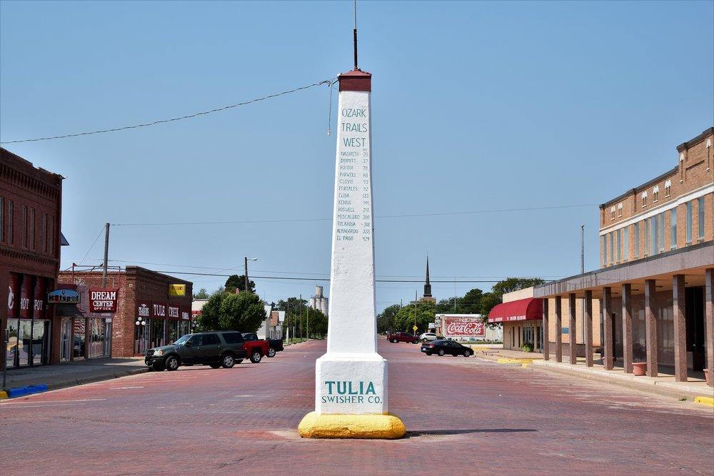 Tulia Main Street