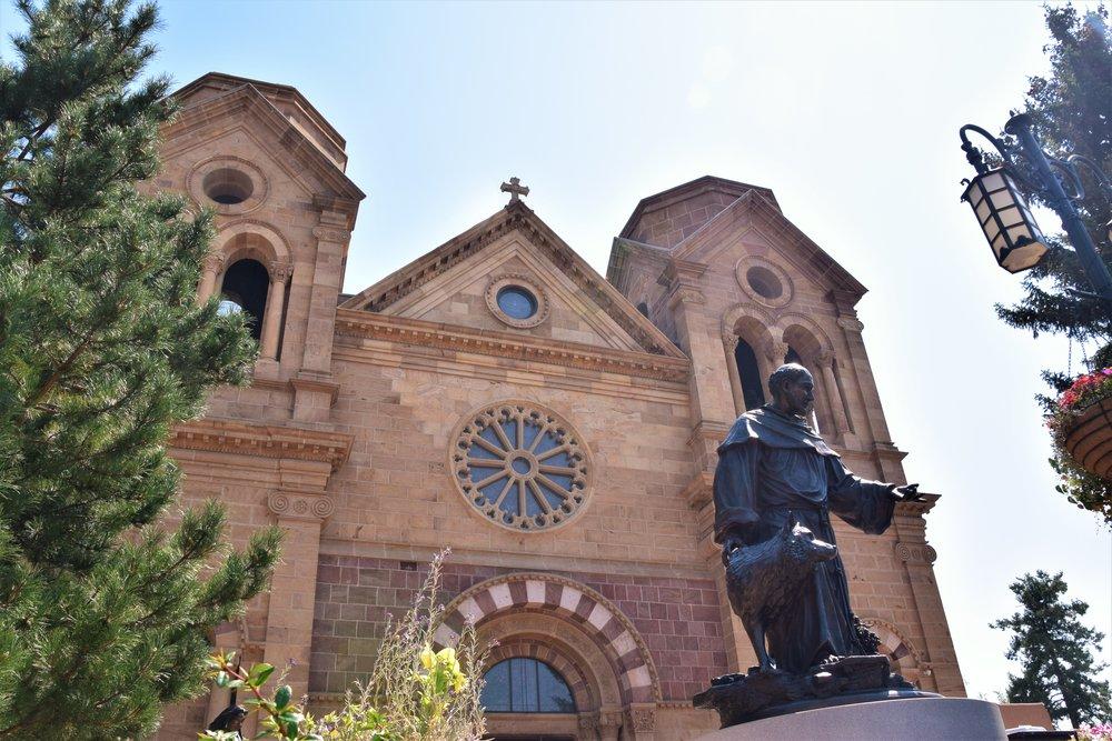Cathedral Santa Fe